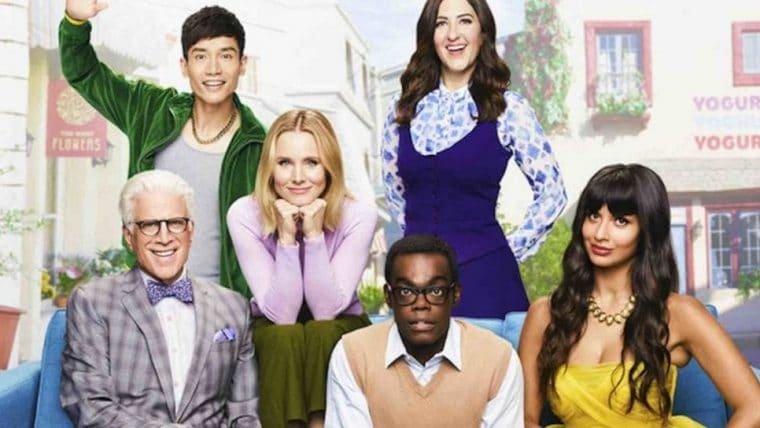 The Good Place | Assista aos erros de gravação da quarta temporada
