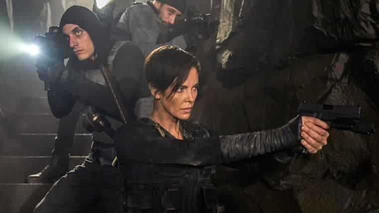 The Old Guard entra na lista de filmes mais vistos da Netflix