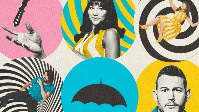 The Umbrella Academy | Segunda temporada ganha pôster com visual retrô