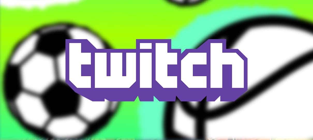 Twitch inaugura categoria de esportes tradicionais
