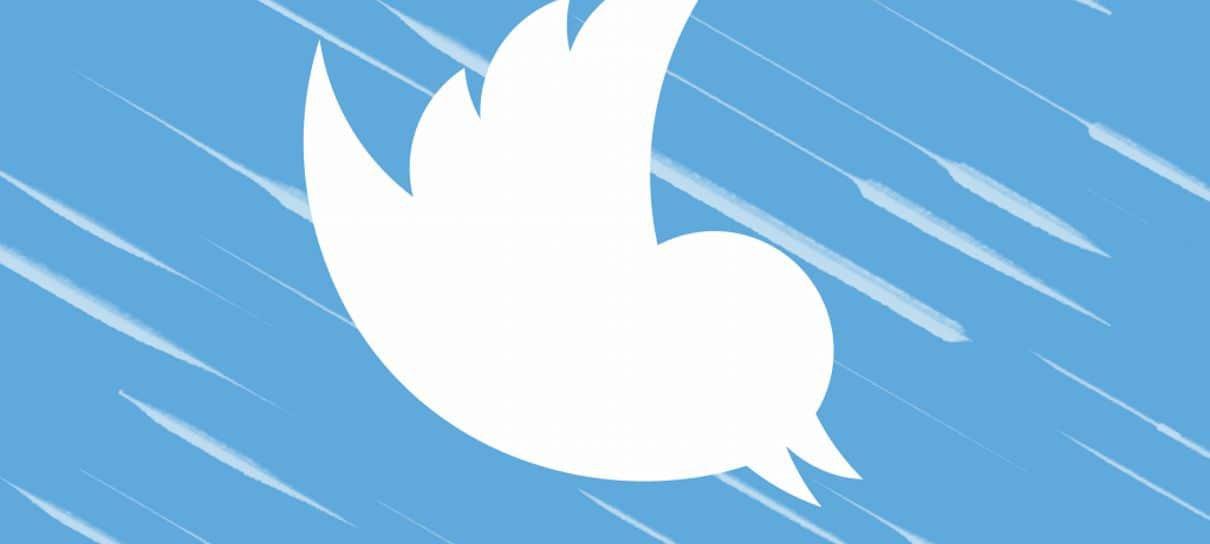 Usuários verificados no Twitter ficam impedidos temporariamente de postar