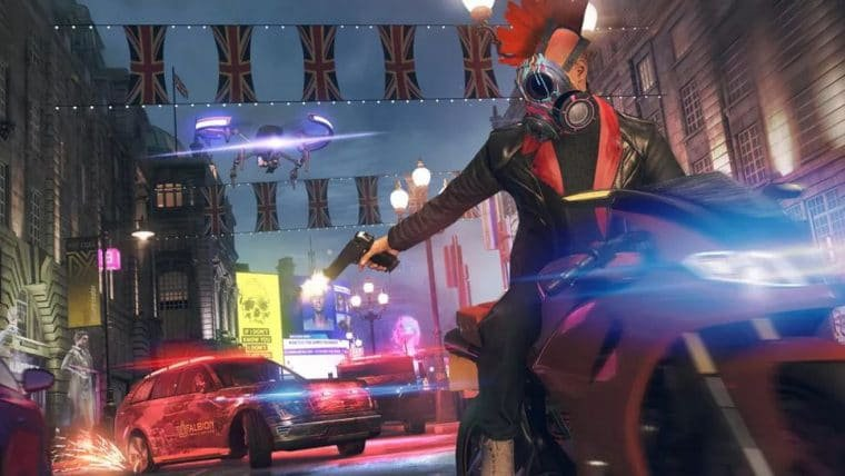 Watch Dogs: Legion | O caos reina no novo trailer