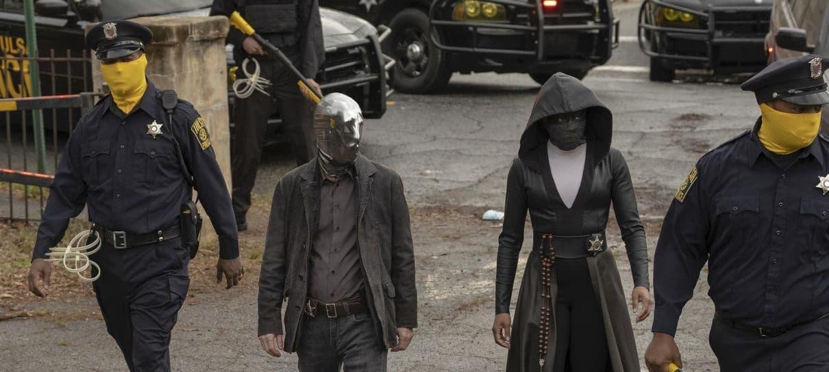 Watchmen recebe 26 indicações ao Emmy 2020