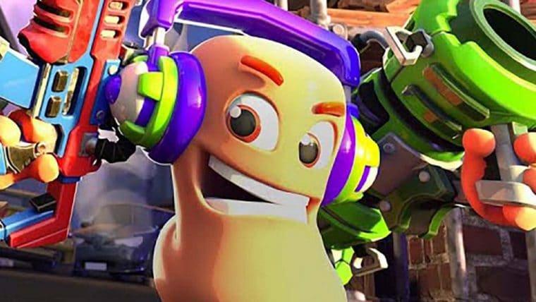 Worms Rumble terá battle royale para 32 jogadores; assista ao trailer