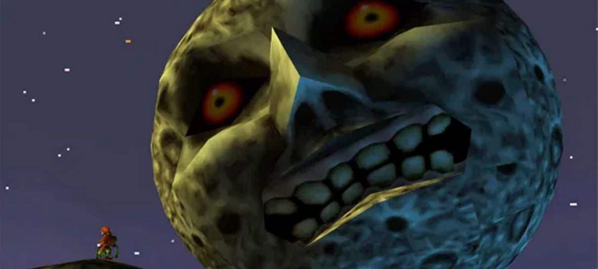 Zelda: Majora's Mask teria originalmente loop de 7 dias, segundo vazamento