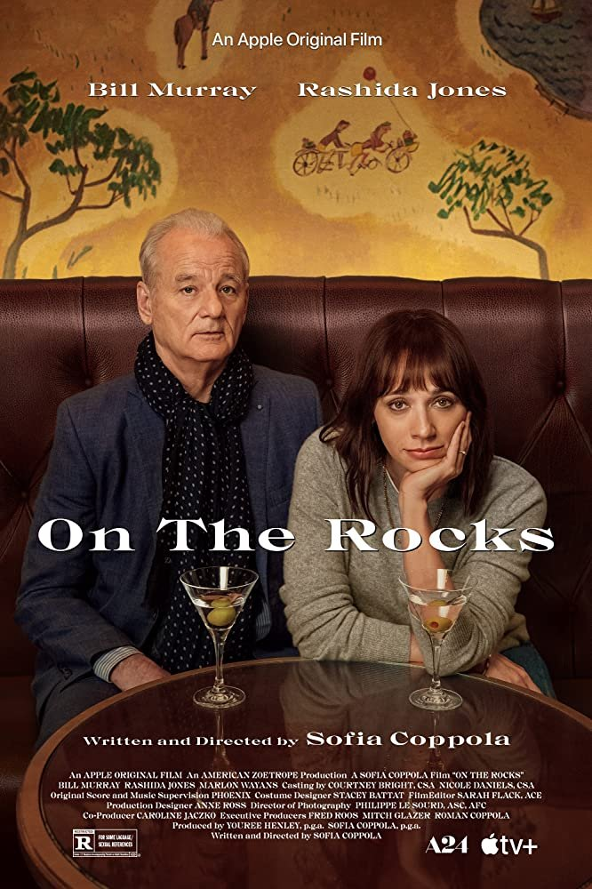 On The Rocks | Novo filme de Sofia Coppola, estrelado por Bill Murray,  ganha trailer; veja - NerdBunker