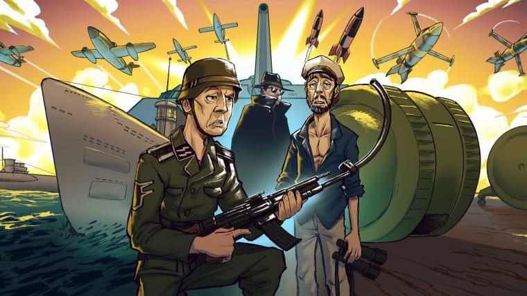 Lendas da Segunda Guerra Mundial