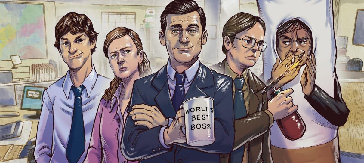 The Office: O júbilo do constrangimento