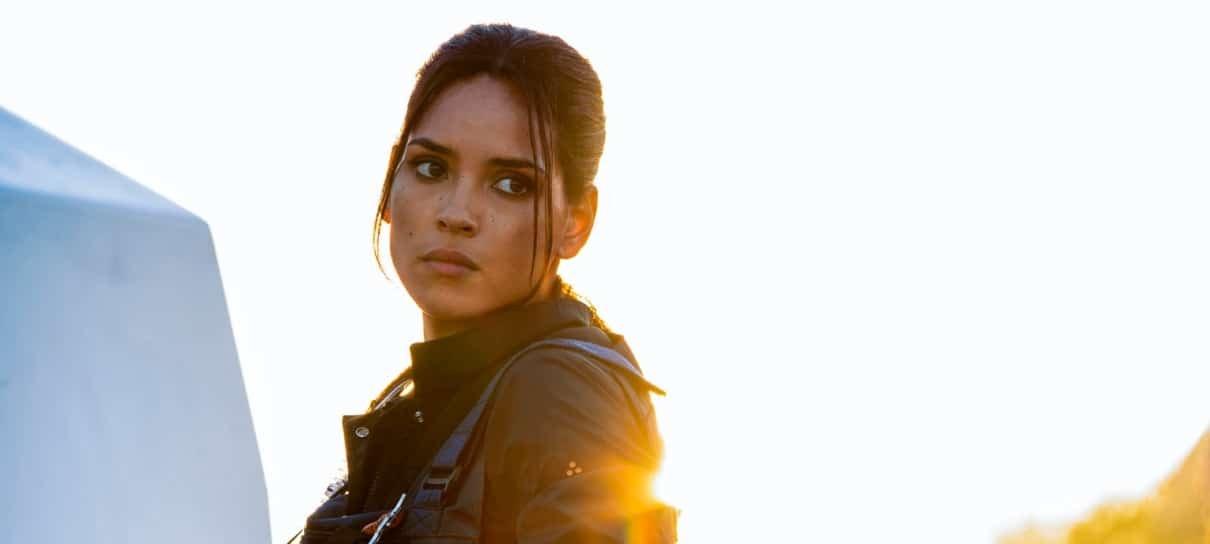 Série de Cassian Andor, spin-off de Star Wars, tem Adria Arjona no elenco, diz site