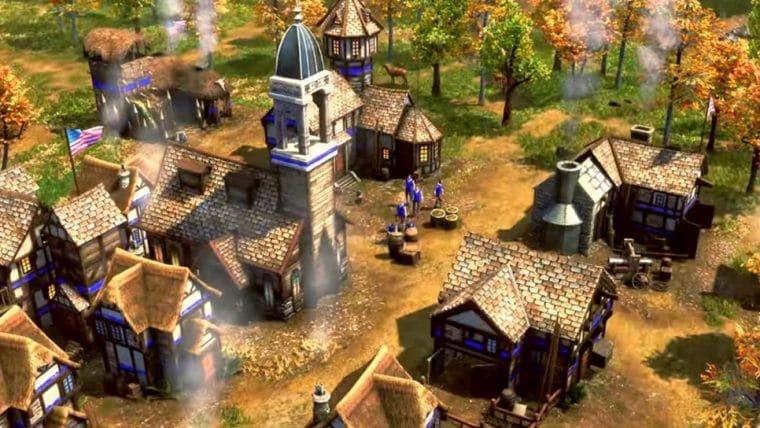 Age of Empires III: Definitive Edition terá resolução 4K e novas civilizações
