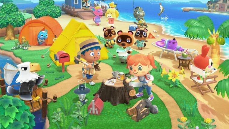 Animal Crossing: New Horizons ganha item especial da Festa de Peão de Boiadeiro