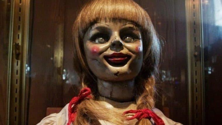 Annabelle   Vídeo mostra o que a boneca está assombrando na quarentena