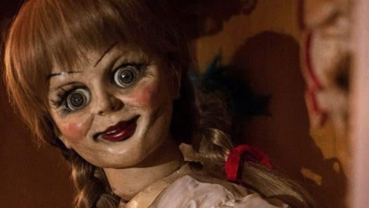 Diretor de Doutor Estranho fala mal de Annabelle e boneca responde