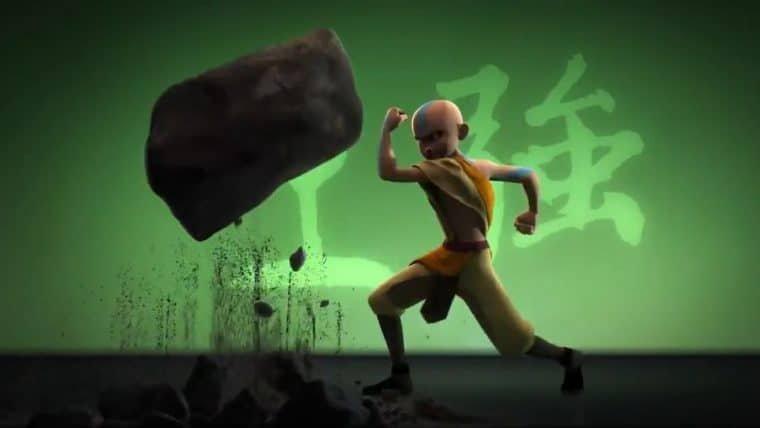 Artistas recriam abertura de Avatar: A Lenda de Aang em 3D