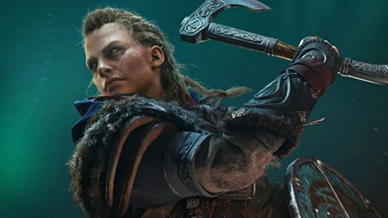 Assassin's Creed Valhalla ganha vídeo mostrando combate contra criaturas míticas
