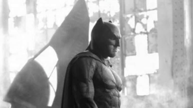 Zack Snyder compartilha imagem inédita de Liga da Justiça