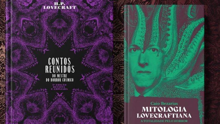 Biblioteca Lovecraftiana reúne contos do autor e busca financiamento