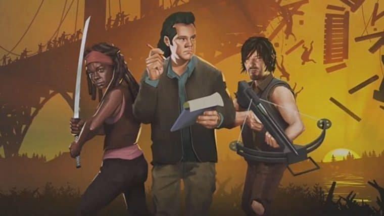 Bridge Constructor: The Walking Dead é anunciado com trailer