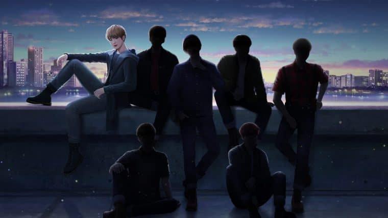 BTS Universe Story, novo jogo do grupo de k-pop, ganha teaser