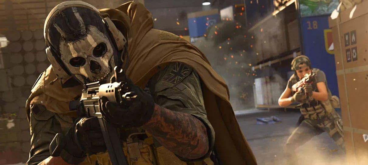 Call of Duty: Warzone | Atualização da quinta temporada diminui o tamanho total do jogo