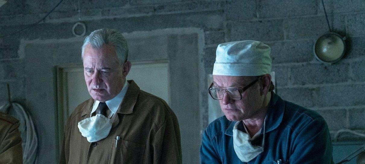 Chernobyl e The End Of The F***Ing World ganham principais prêmios no BAFTA TV 2020