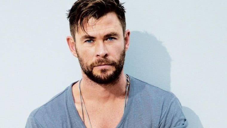 Chris Hemsworth faz vídeo para melhorar o dia e a autoestima dos fãs