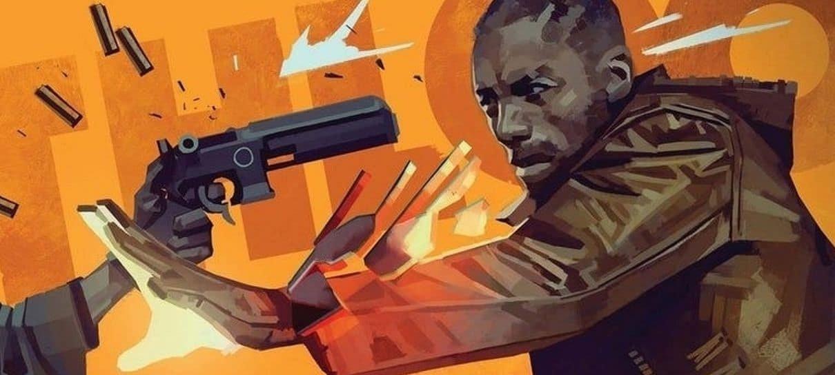 Controle do PlayStation 5 bloqueia os gatilhos quando a arma emperra no jogo Deathloop