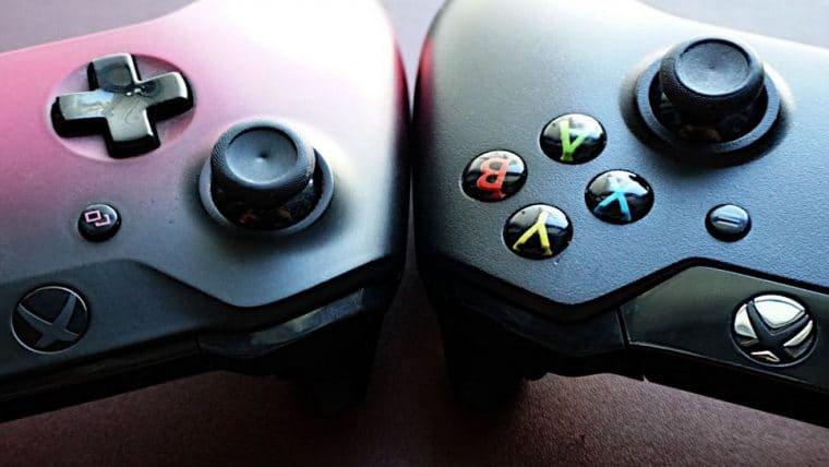 Controle do Xbox One será compatível com o Series X em todos os jogos