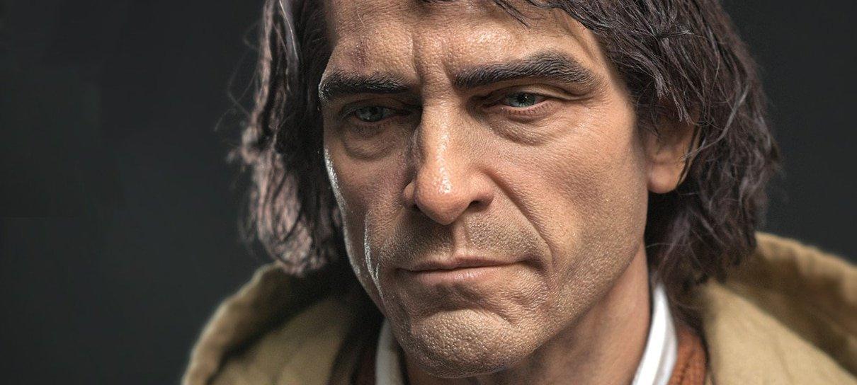 Coringa | Figure hiper realista de Arthur Fleck surpreende por detalhes e pelo preço