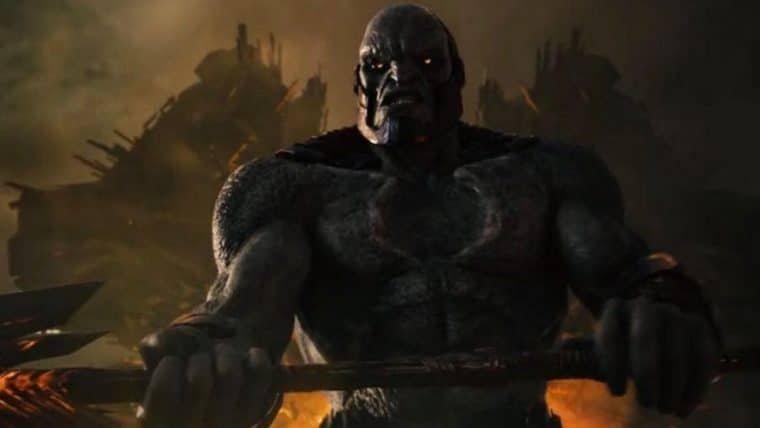 Liga da Justiça | Darkseid aparece no trailer do Snyder Cut e vira meme