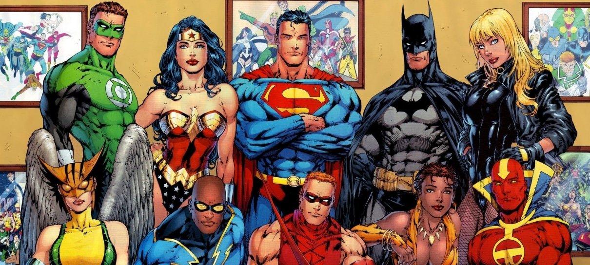 DC Comics demite um terço dos funcionários pouco antes do DC ...