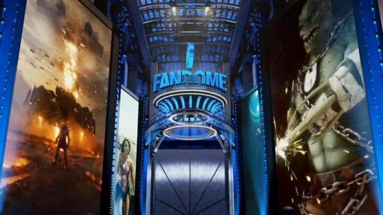 DC FanDome ganha trailer com prévia das atrações