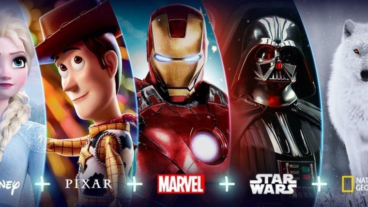 Lançamento do Disney Plus no Brasil é confirmado para novembro