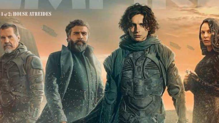 Duna | Protagonistas figuram três diferentes capas da Empire; confira