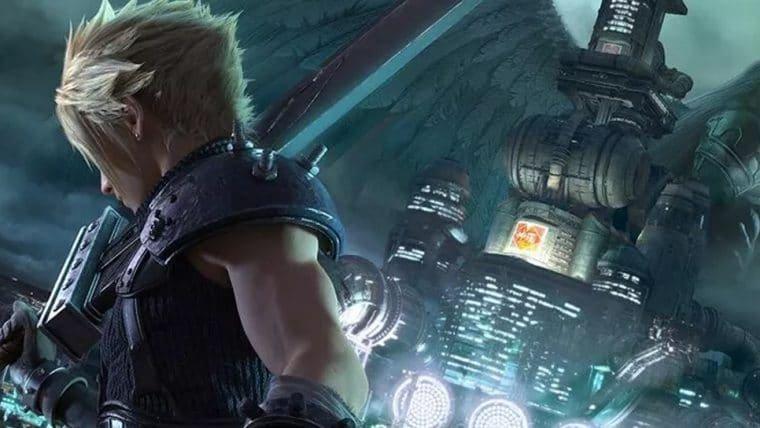 Final Fantasy VII Remake ultrapassa 5 milhões de cópias distribuídas