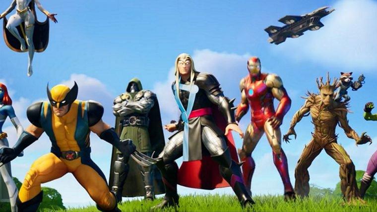 Fortnite | Temporada 4 adiciona Homem de Ferro, Wolverine e mais heróis da Marvel