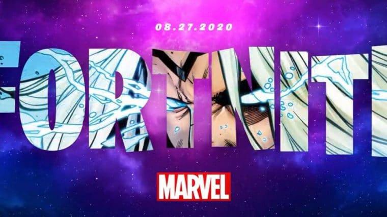 Fortnite terá mais um crossover com a Marvel