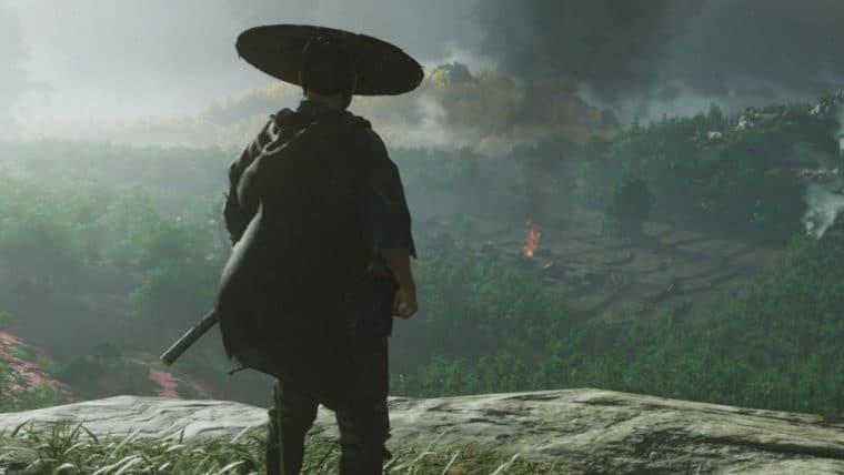 Ghost of Tsushima   Confira prévia do documentário do jogo
