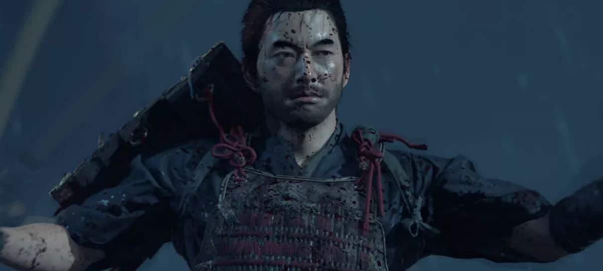 Ghost of Tsushima é o exclusivo de PlayStation 4 mais vendido no Japão