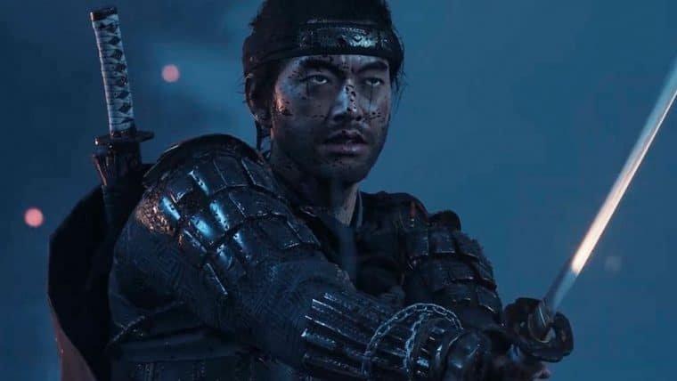 Ghost of Tsushima é o jogo mais bem avaliado pelo público do Metacritic na atual geração