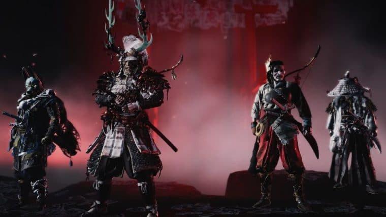 Ghost of Tsushima receberá modo cooperativo para até 4 jogadores