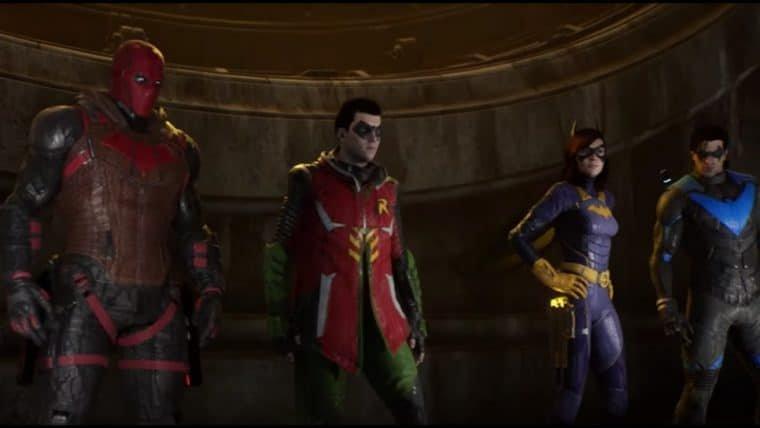 Gotham Knights, novo jogo do Batman baseado em Corte das Corujas, é anunciado