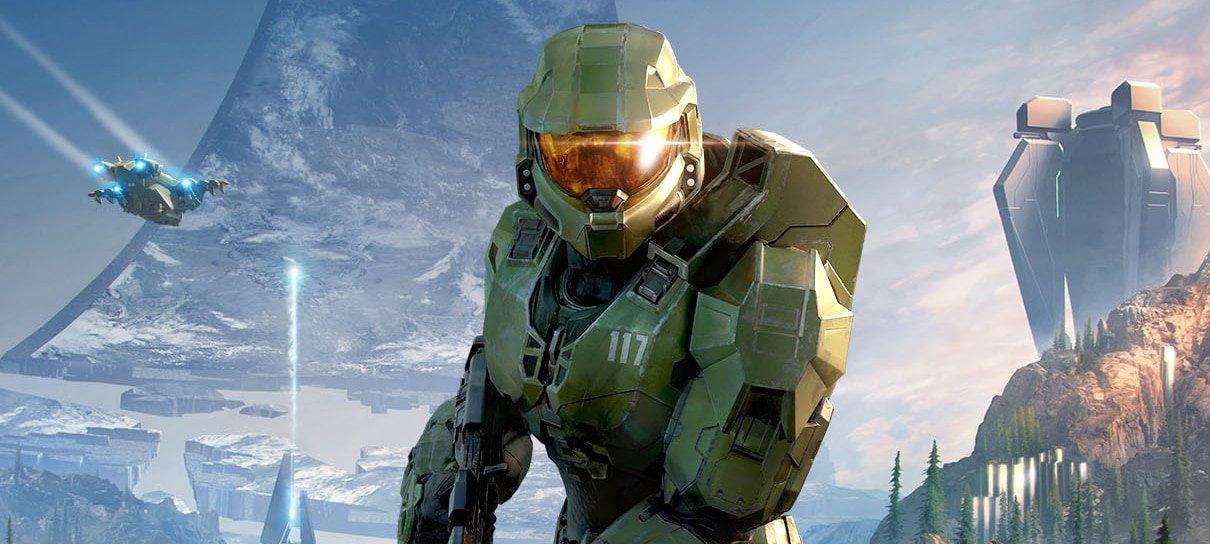 Halo Infinite terá multiplayer gratuito e contará com suporte a 120 fps
