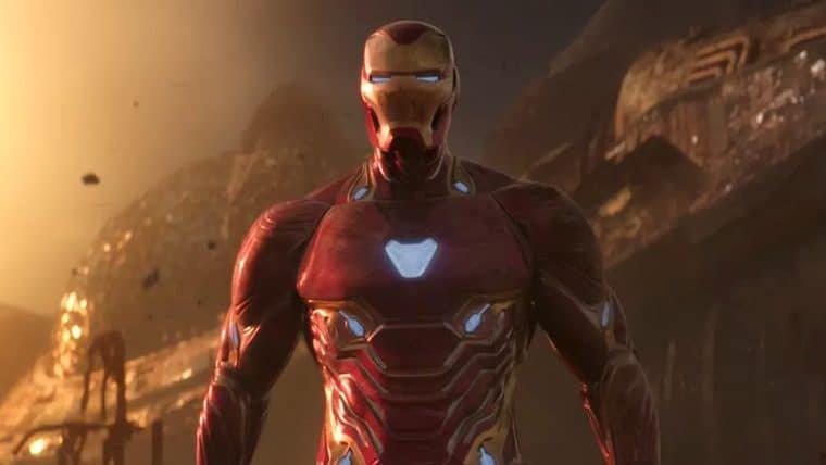 Vídeo mostra evolução das armaduras do Homem de Ferro nos filmes