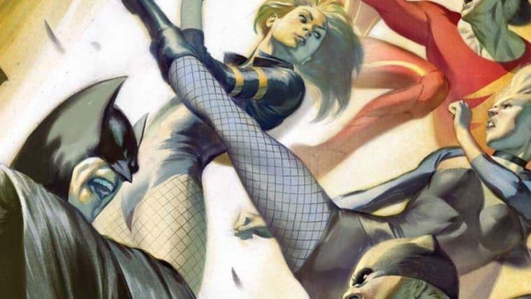 DC anuncia HQ com história prelúdio de Injustice