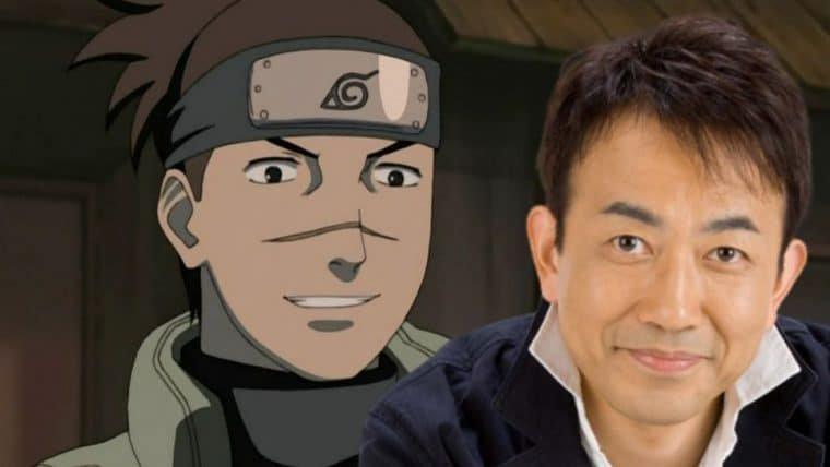 Toshihiko Seki, voz original do Iruka de Naruto, é hospitalizado