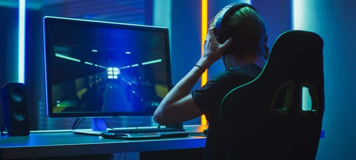Jogadores de PC são os que mais jogam online, aponta pesquisa