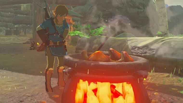 John Boyne acidentalmente usou uma receita de Zelda: Breath of the Wild em seu novo livro