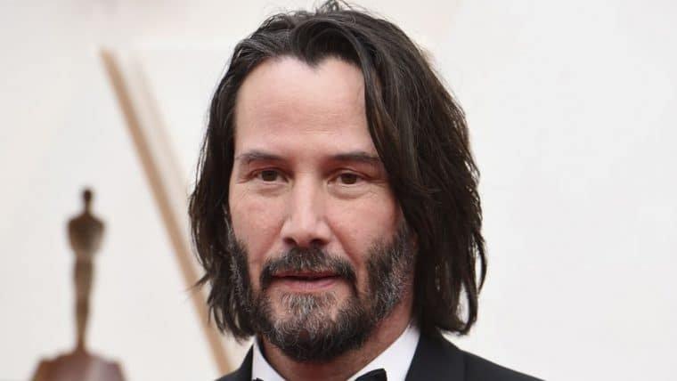 Keanu Reeves sempre quis interpretar o Wolverine, mas acha que é tarde demais