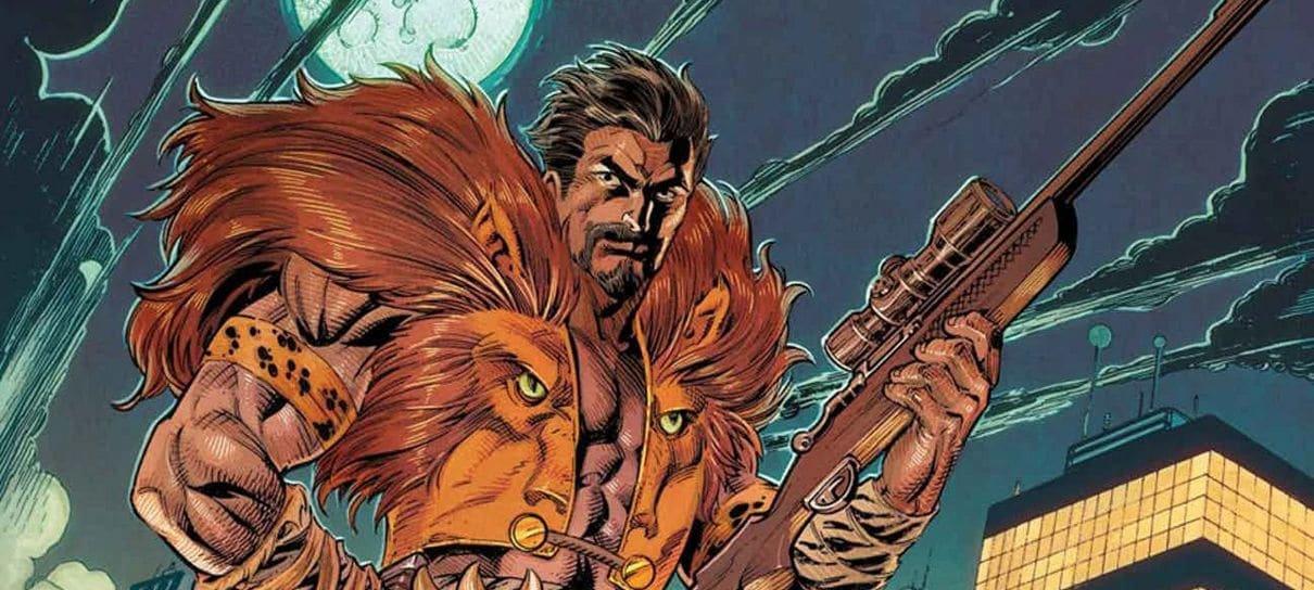 J.C. Chandor pode assumir a direção do filme solo do Kraven, o caçador